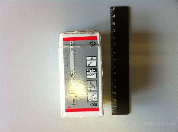 Лобзиковая пилка Интерскол 130х104х2 по металлу 2шт 1103 017