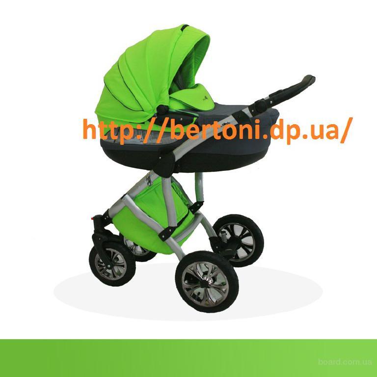 Детская коляска 2 в 1 androx city love