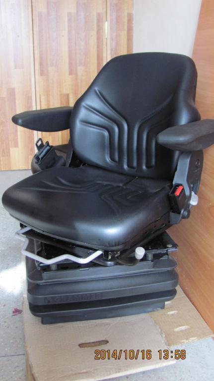 Сиденье МТЗ с подлокотниками БЗТДиА , 80-6800010-01.