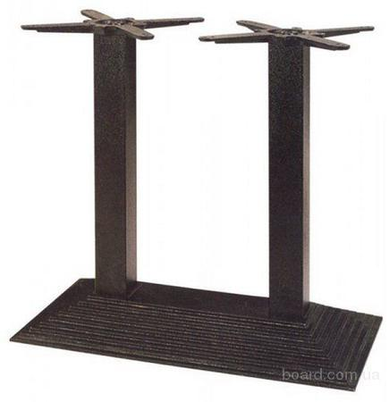 Опора для барного стола Пирамида дабл