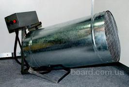 Теплогенератор, тепловая пушка, электро обогреватель