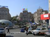 Накрышная конструкция в центре Киева