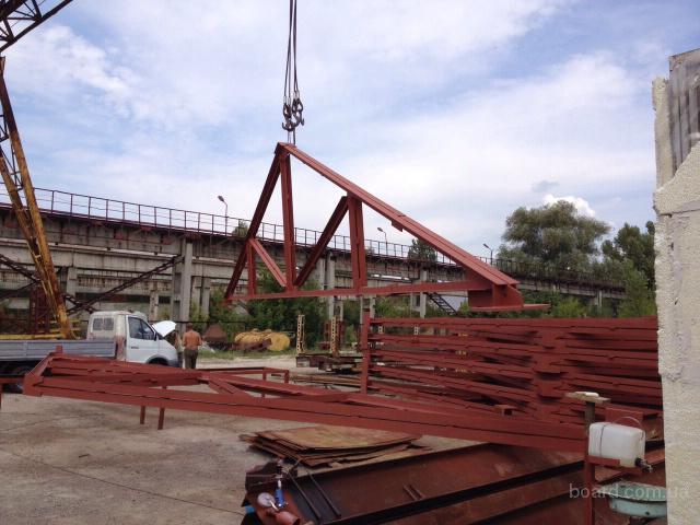 продам фермы перекрытия крыши 12 метров, 18 метров