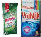 Продам пральний порошок Praktik 10кг. - 106грн.Порошок Multicolor 10 кг.-108грн