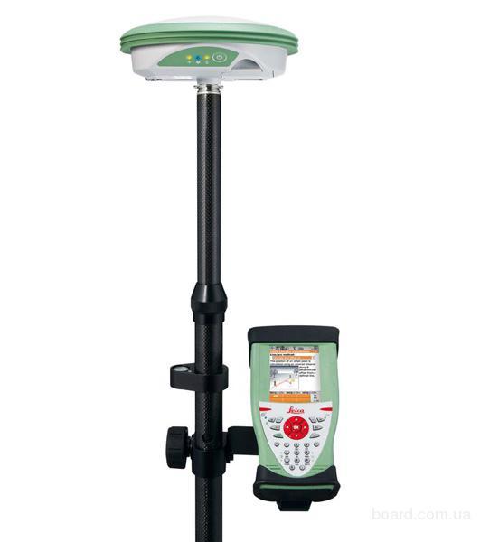 GPS оборудование Leica