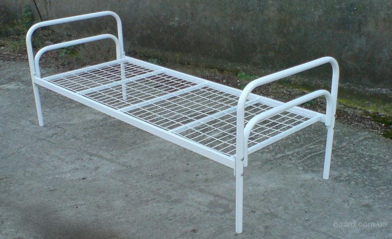 Кровати металлические для общежитий, двухъярусные кровати для рабочих