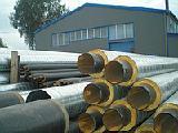 Труба стальная в спиро оболочке диаметр 42/110 мм