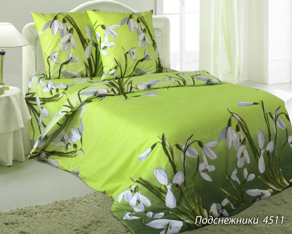 Купить постельное белье, Комплект Подснежники