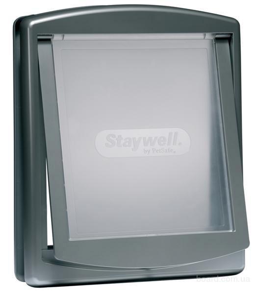 Дверь для собаки Staywell Оригинал - дверца для собак крупных пород весом до 45 кг.