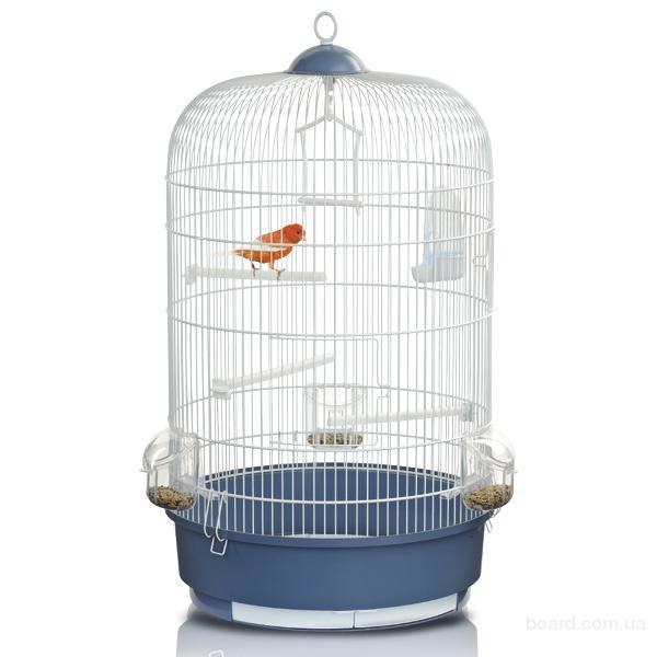 Клетки для попугаев Imac Луна (Luna) клетка для канареек, пластик