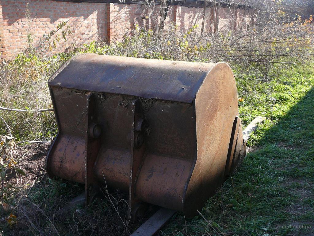Ковш экскаватора V-1,2 куб.м