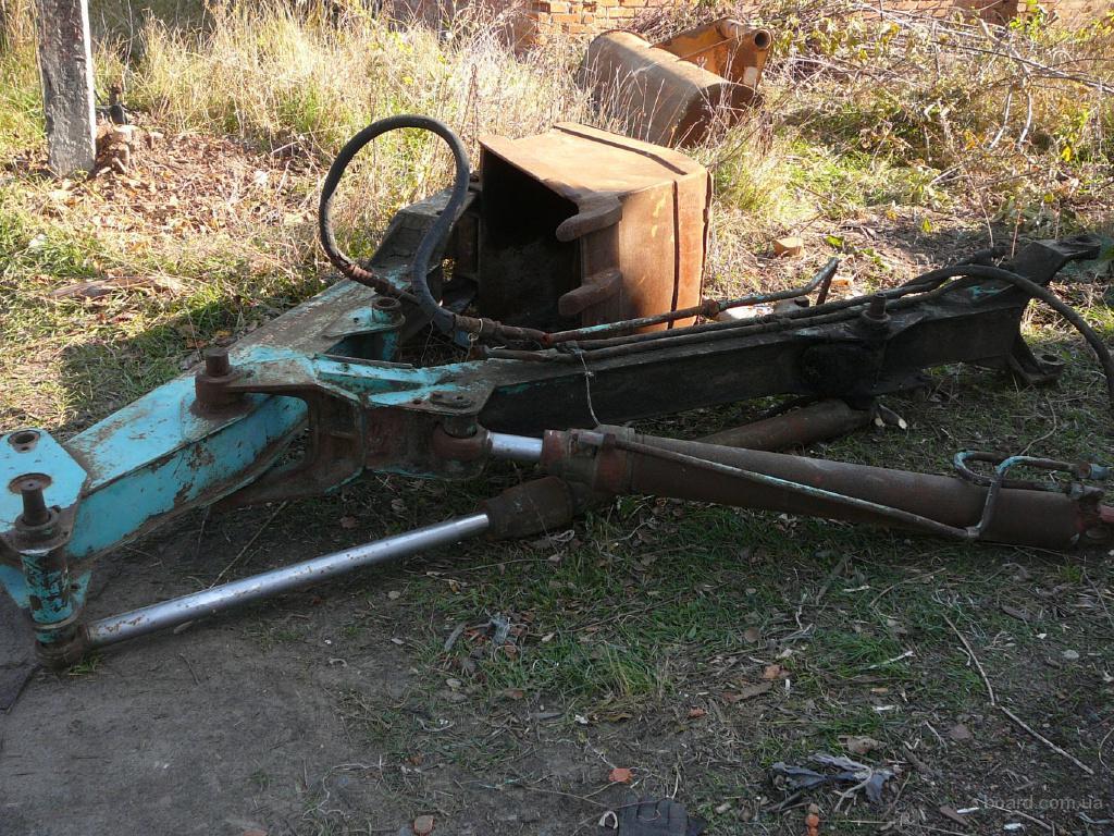 Ковш, рукоять, стрела экскаватора Борэкс, б/у