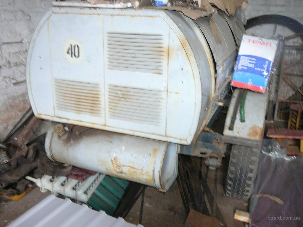 Агрегат сварочный АДД4002 с двигателем Д242
