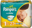 Pampers New Baby [New Baby 1/27]