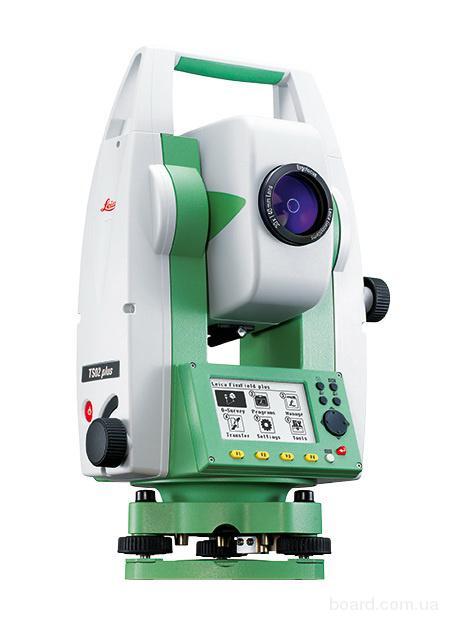 "без отражательный тахеометр Leica TS02plus R500 (5"""