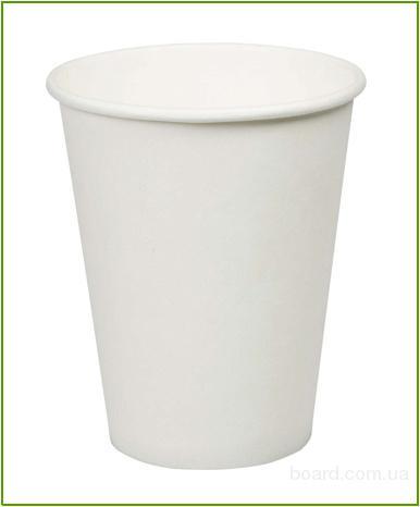 Бумажный стакан 175 мл,