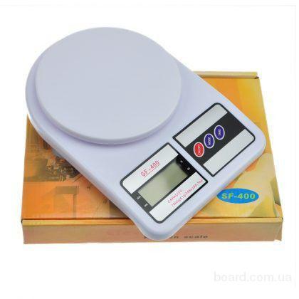 Точні кухонні ваги Digital Kitchen Scale SF 400c