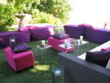 Обеспечение Lounge\VIP зон мебелью
