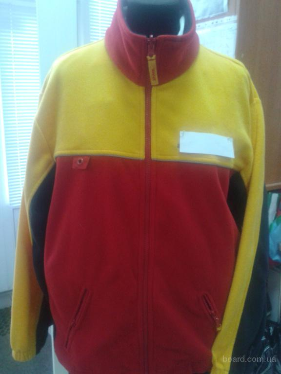 реглан-куртка из полотна флис