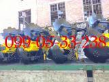 Прицепная борона АГД 2,5Н для трактора (МТЗ 80/82, МТЗ 100/102)