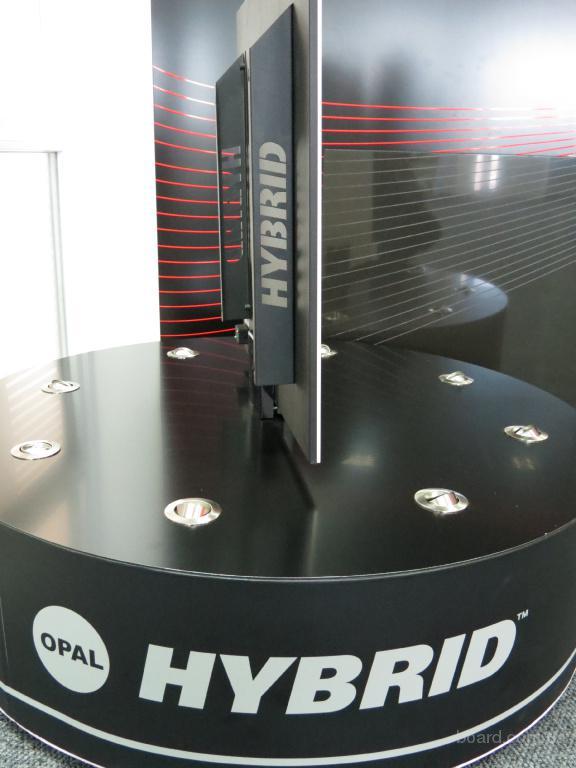 Керамическая электронагревательная панель Hybrid