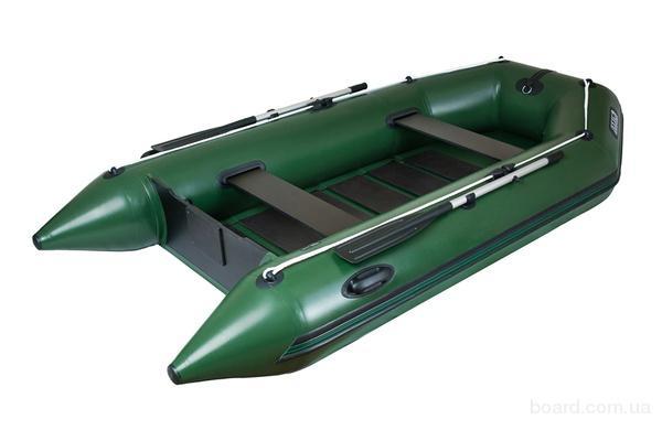 """Надувная сланевая моторная лодка со стационарным транцем """"Ладья"""" ЛТ-310М"""