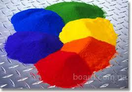 Услуги по нанесению порошковой краски