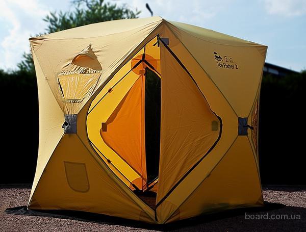 Зимняя палатка Tramp Ice Fisher 3