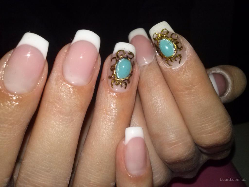 Курсы по наращиванию ногтей Киев индивидуальные