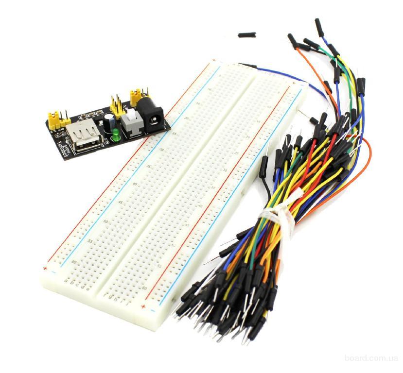Комплект для макетування Arduino, AVR, PIC, STM, Raspberry Pi