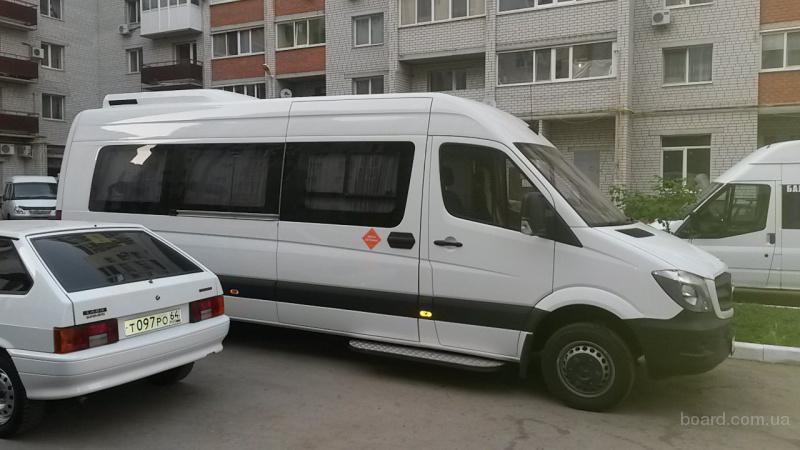 трансфер аренда автобуса