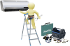 Монтаж,демонтаж,чистка,заправка кондиционеров недорого,установка