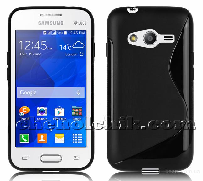 Чехол для Samsung Ace 4 G313H / G313HU + 2 пленки!