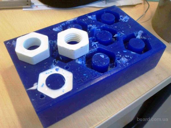 Пластики для литья в домашних условиях