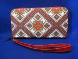 Клатч - кошелек в украинском стиле