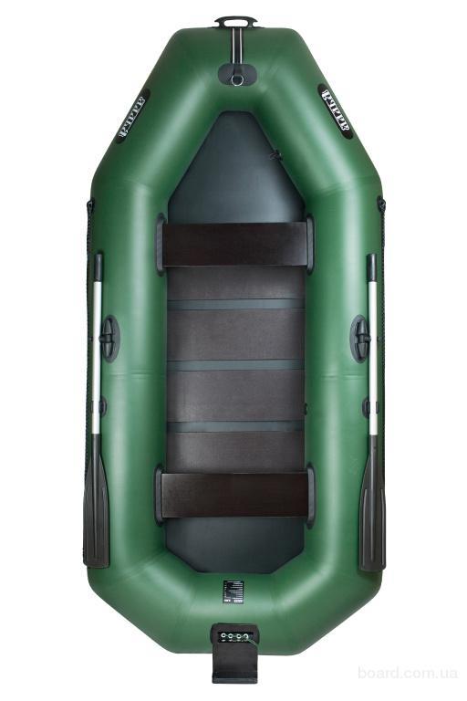Новая надувная лодка Ладья ЛТ-290-СТБ от производителя