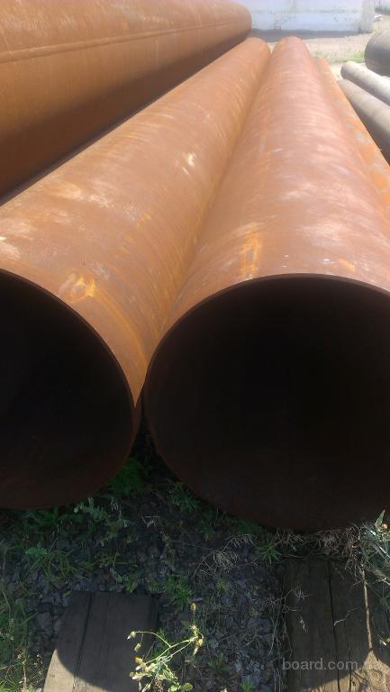 Продам трубу ф 720х8 сталь 17 ГС,  Листы 5,6,  8,   сталь 3сп и 20.