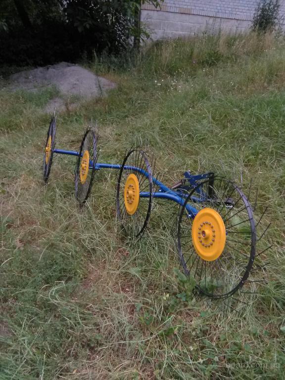 Грабли тракторные купить | Продажа: цена бу и новых.
