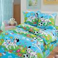 Веселые Далматинцы – детское постельное белье купить
