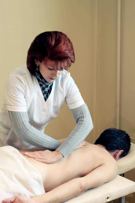 Профессиональный массаж классический,расслабляющий