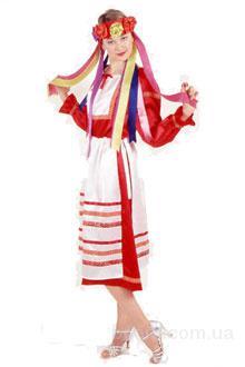 комплект одежды в украинском стиле