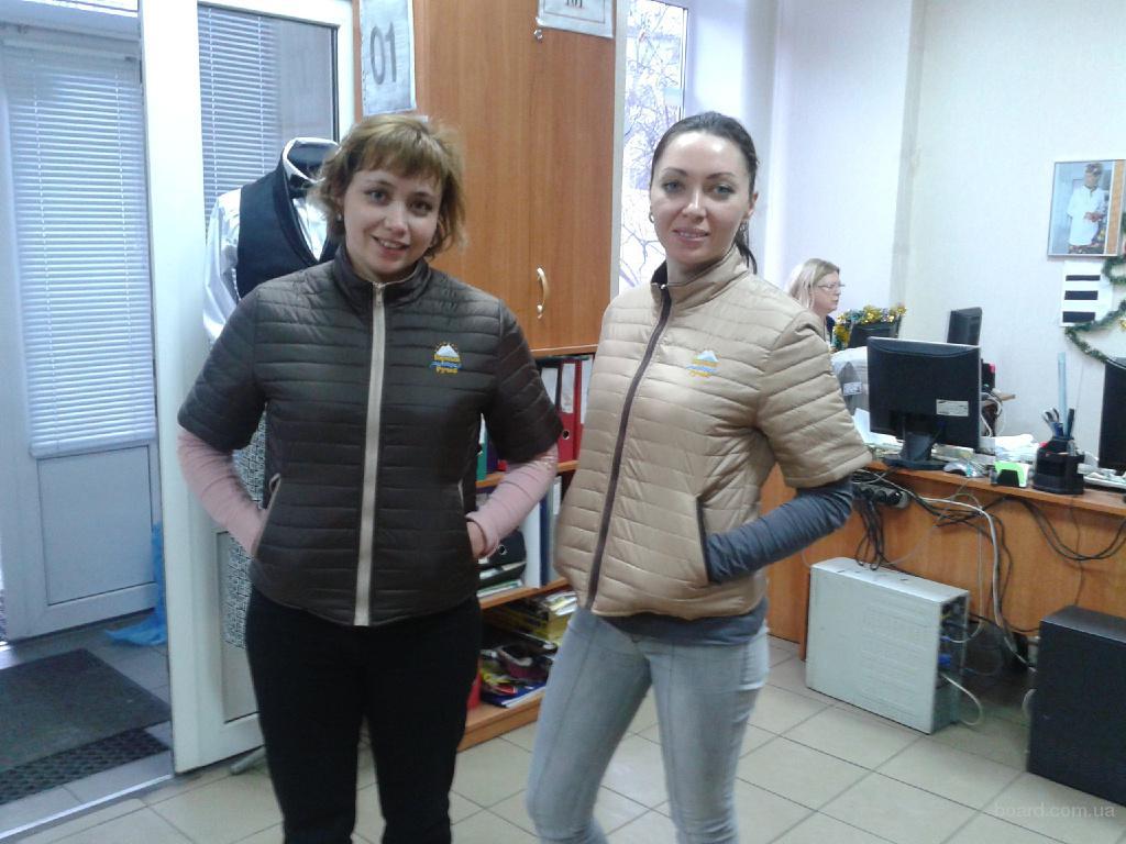 спецодежда для продавцов в Киеве