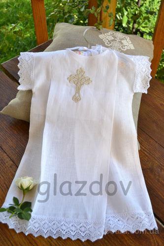 купить одежду для крещения девочки