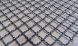 Сетка проволочная канилированная (рифленая) с квадратными ячейками Размер карты 1750х4500 мм