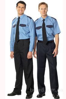 Рубашка для охраника