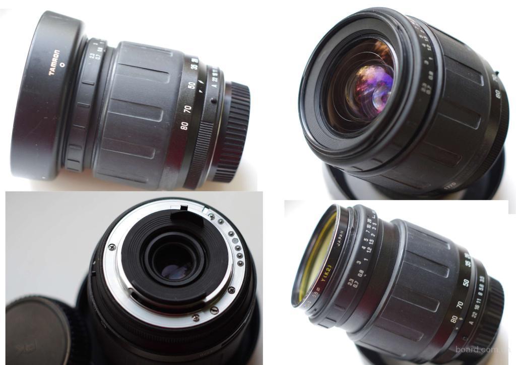 Tamron AF Aspherical  28-80mm 1:3.5 -5.6 для Pentax. Автофокусный