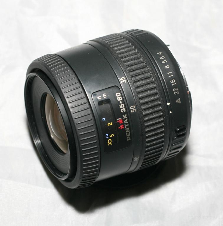 SMC Pentax-A 35-80mm f/4.0-5.6