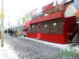 Сдам без посредников павильон (МАФ, киоск) 25 кв.м. Московская пл.