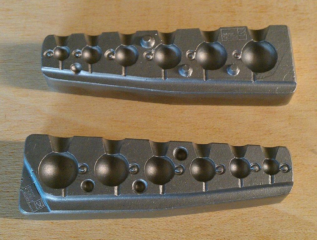 Изготовление формы для литья пластмасс