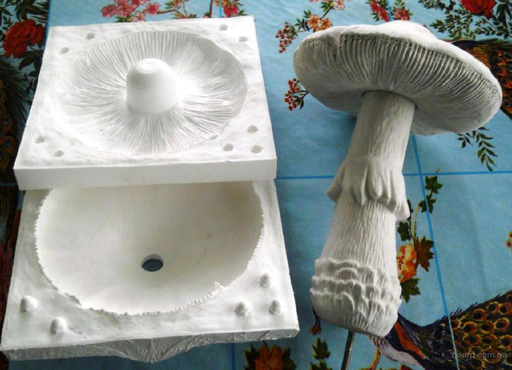 Литье пластмасс в силиконовые формы в домашних условиях